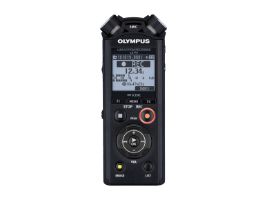 LS‑P4, Olympus, Audio Recording
